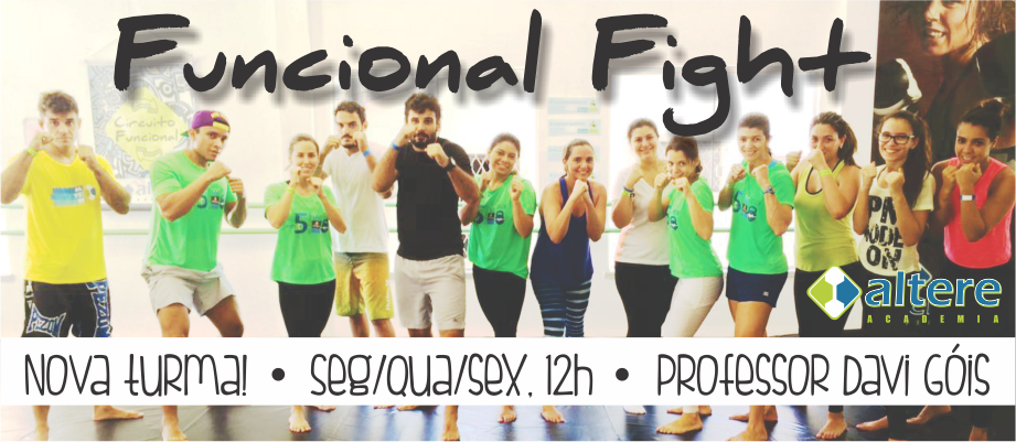 nova turma funcional fight